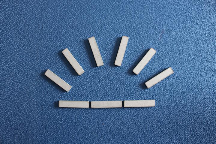 直发器、卷发器等美发产品用PTC发热元件